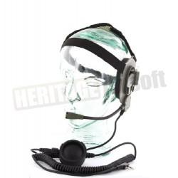 Casque audio BOW M-TACTICAL - head set