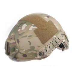 Casque Fast MH Multicam - XP - Version Eco