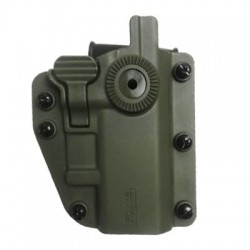 Holster AdaptX OD Olive rigide pour système Roto universel