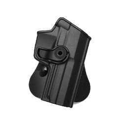 Polymer Retention Roto Holster for H&K USP with belt support Black
