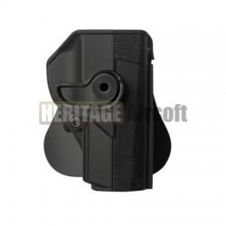 Holster rigide système Roto - Noir - Beretta PX-4 - IMI Defense