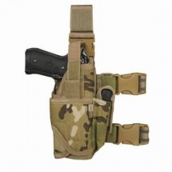 Holster Tornado de cuisse adaptable Multicam