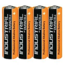 Pile AA Alkaline 1,5V - Pack de 4 - Vapex