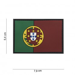 Ecusson PVC Portugal