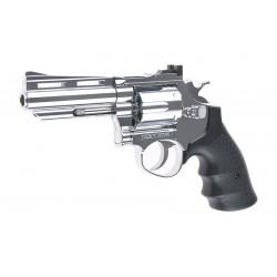 Revolver chrome gaz douille amovible - HFC