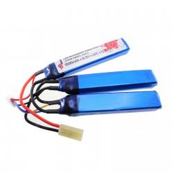 Batterie LiFePO4 - 9,9 V - 1500 mAh - 20C - CRANE
