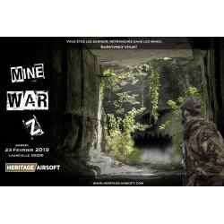 Zombie Mine war - Samedi 23 Fevrier
