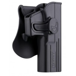 Holster rigide pour Glock 17 sous licence - Amomax