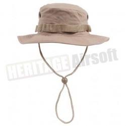 """Chapeau de Brousse """"Boonie Hat"""" beige"""