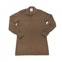 Chemise anglaise marron occasion