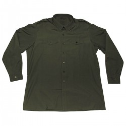 Chemise anglaise vert occasion