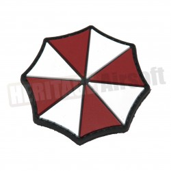 Ecusson PVC avec scratch Umbrella