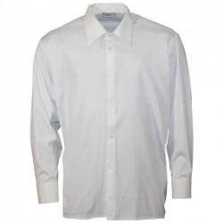 Chemise blanche d'uniforme
