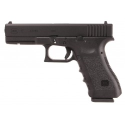 GLOCK 17 Military & Law Enforcment Gen3 Noir Gaz / CO2 Culasse Mobile 17 BBs 1,2 J - Glock