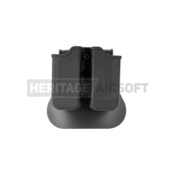 Double porte chargeur PA pour Glock - IMI Defense