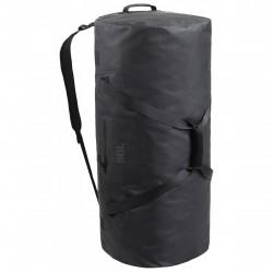 Sac Commando Dry semi-étanche 90 litres noir T.O.E