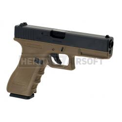 WE 17 Desert style Glock