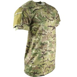Tactical T-shirt - MTP - Kombat UK