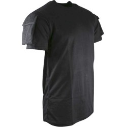 Tactical T-shirt - Noir - Kombat UK