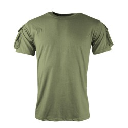 Tactical T-shirt - OD Olive - Kombat UK