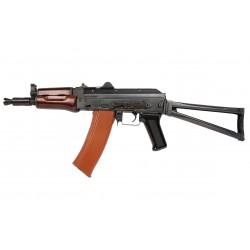 AK S 74 U fusil assaut airsoft AEG métal bois Bolt BSSR Blow Back