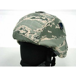 US GI MICH 2000 Helmet Cover Digital ABU Camo type II