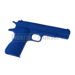 M1911 bleu pistolet entrainement Blue Gun