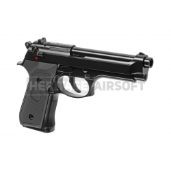 M9 Version 2 GBB Gaz blow back métal noir WE airsoft