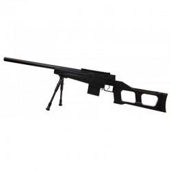 Sniper fusil de précision SAS 08 noir Bipied - Swiss Arms