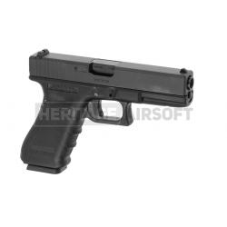 WE 17 GEN 4 Noir Metal style Glock