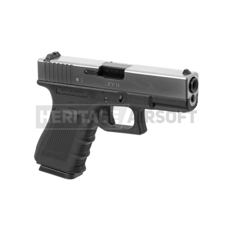 Glock 19 WE Gen 4 dual tone