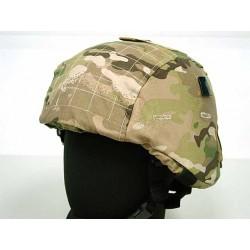 US GI MICH 2000 Helmet Cover Multi Camo type II