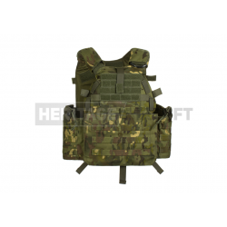Gilet style 6094A - Porte-plaques - Tropic - Invader Gear