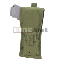 Holster ambidextre pour pistolet - MOLLE - Olive - Condor