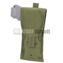 Holster ambidextre pour pistolet - MOLLE - Olive - Condor