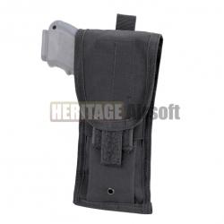 Holster ambidextre pour pistolet - MOLLE - Noir - Condor