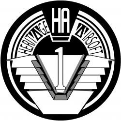 Ecusson brodé avec velcro Stargate Heritage-Airsoft