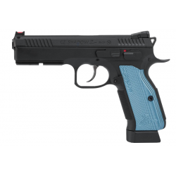 CZ P07 Shadow bleu pistolet airsoft IPSC 6mm CO2 GBB