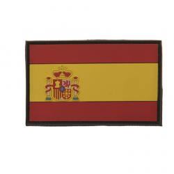 Velcro patche Spain flag PVC - Battle Cleared