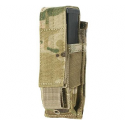 Multicam Single Pistol Mag Pouch