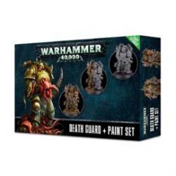 Death Guard + Paint Set 60-27-04 - Warhammer 40,000