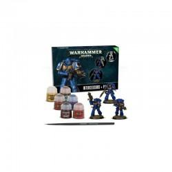 Warhammer 40K Accessoires - Intercessors + Paint Set 60-11-04