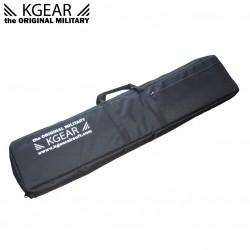 Housse de transport pour réplique d´Airsoft 120 cm Noir Kgear