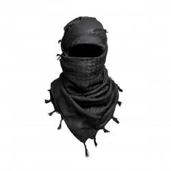 Shemagh noir TOE