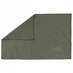 Serviette absorbante Microfibre 55 X 42 cm - Olive