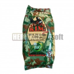 Sachet - 5000 billes BIO - 0,20g - KING