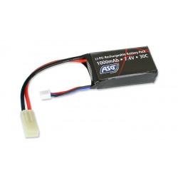 Batterie LiPo 7,4V - pour PEQ -1000 mAh 30C