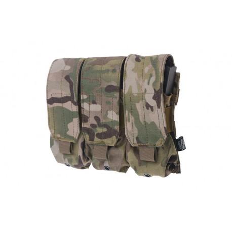 Poche porte-chargeur M4 - triple - MOLLE - Multicam®