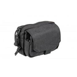 Poche MOLLE Utility pouch horizontale Noir