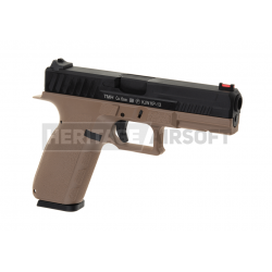 KP 13 Style Glock 17 Tan Gaz - culasse métal